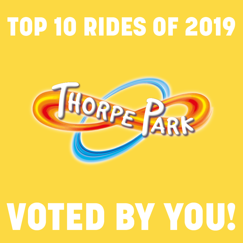 Top 10 Rides of 2019 Voted By You!