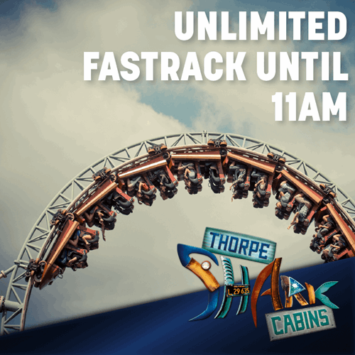 Unlimited Fastrack until 11am