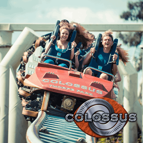 Colossus Rollercoaster Twist