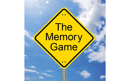 The Memory Game Car Game