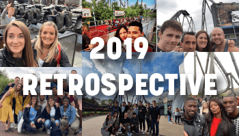 2019 Retrospective Collage