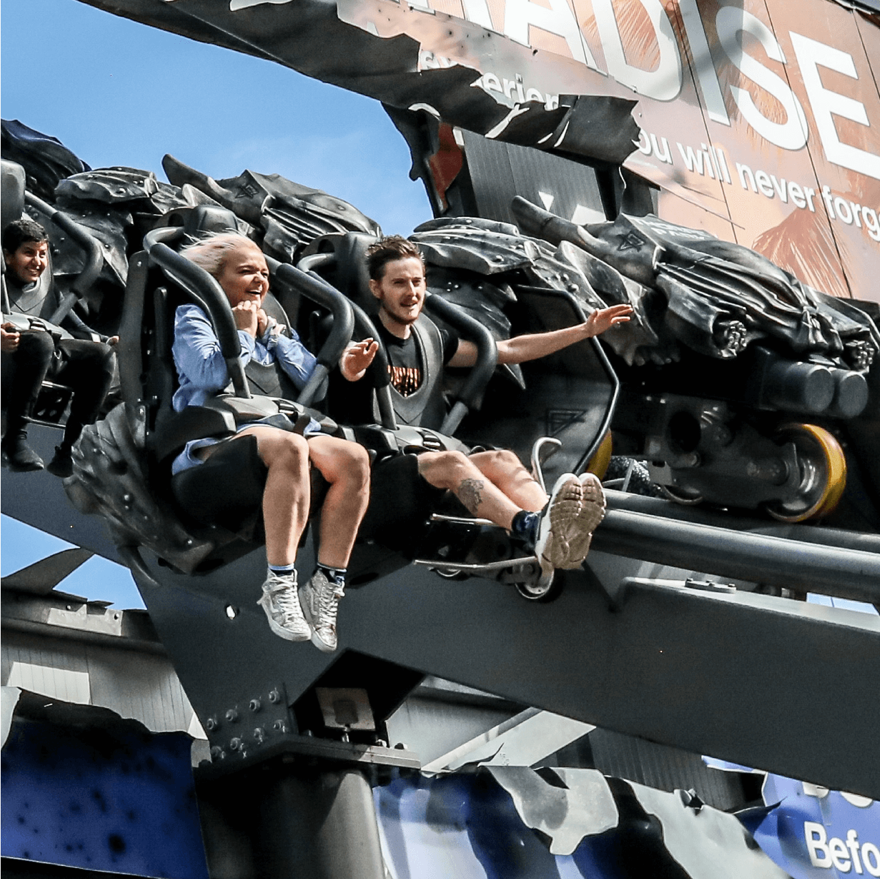 Thorpe Park Company Partnerships