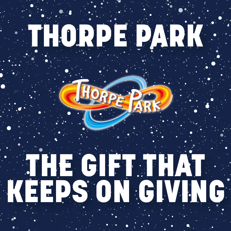 Thorpe Park, The gift that keeps on giving