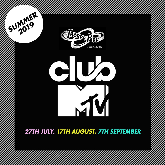 Club MTV 27th July, 17th August, 7th September