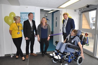 Changing Places, facilities for disabled guests