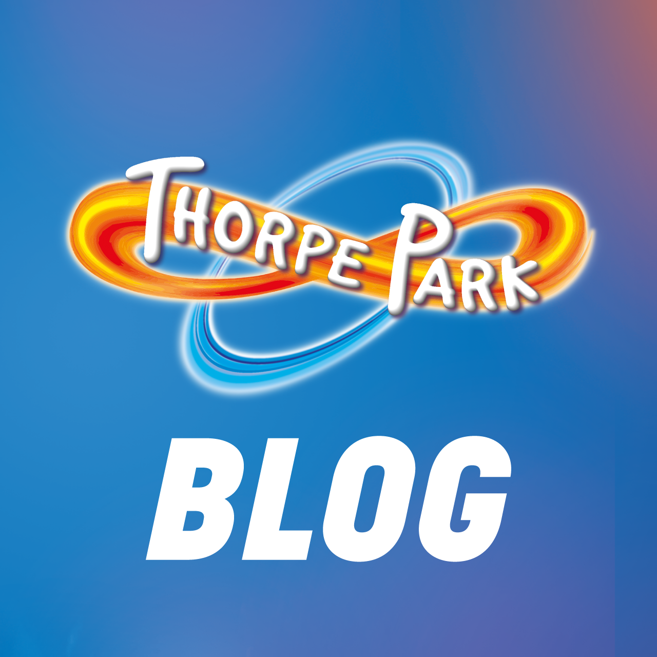 Thorpe Park Blog Logo