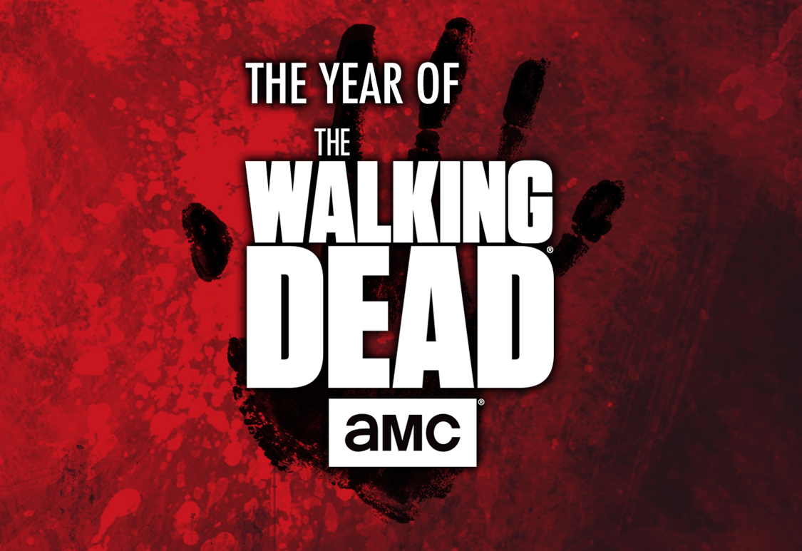 The Year of The Walking Dead Promo Image