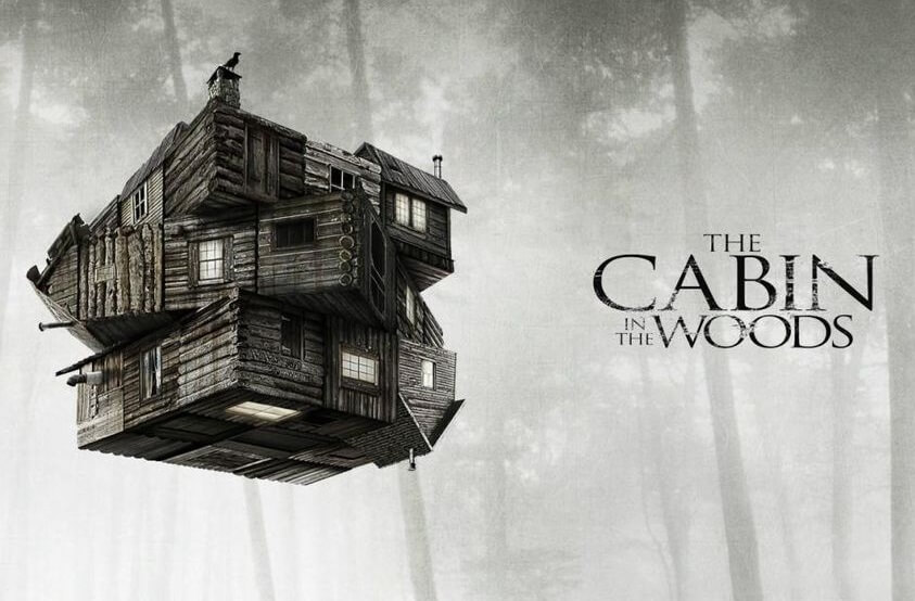 The Cabin In The Woods Scaremaze Poster