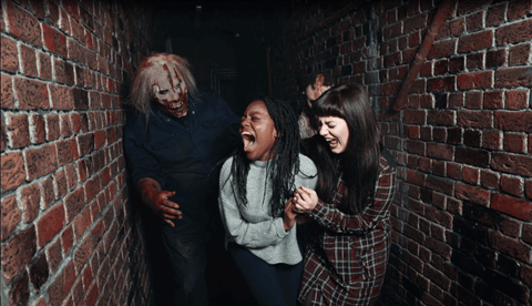 Walking Dead Living Nightmare Halloween Maze Walker