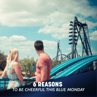 6 Reasons To Be Cheerful This Blue Monday