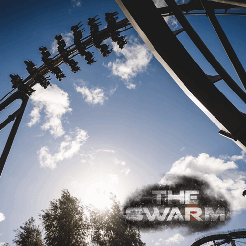 The Swarm Rollercoaster