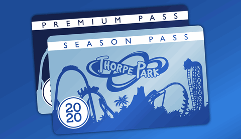 Theme Park Season Passes