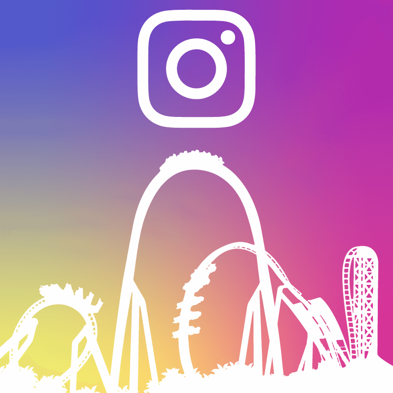 Thorpe Park Instagram Guide
