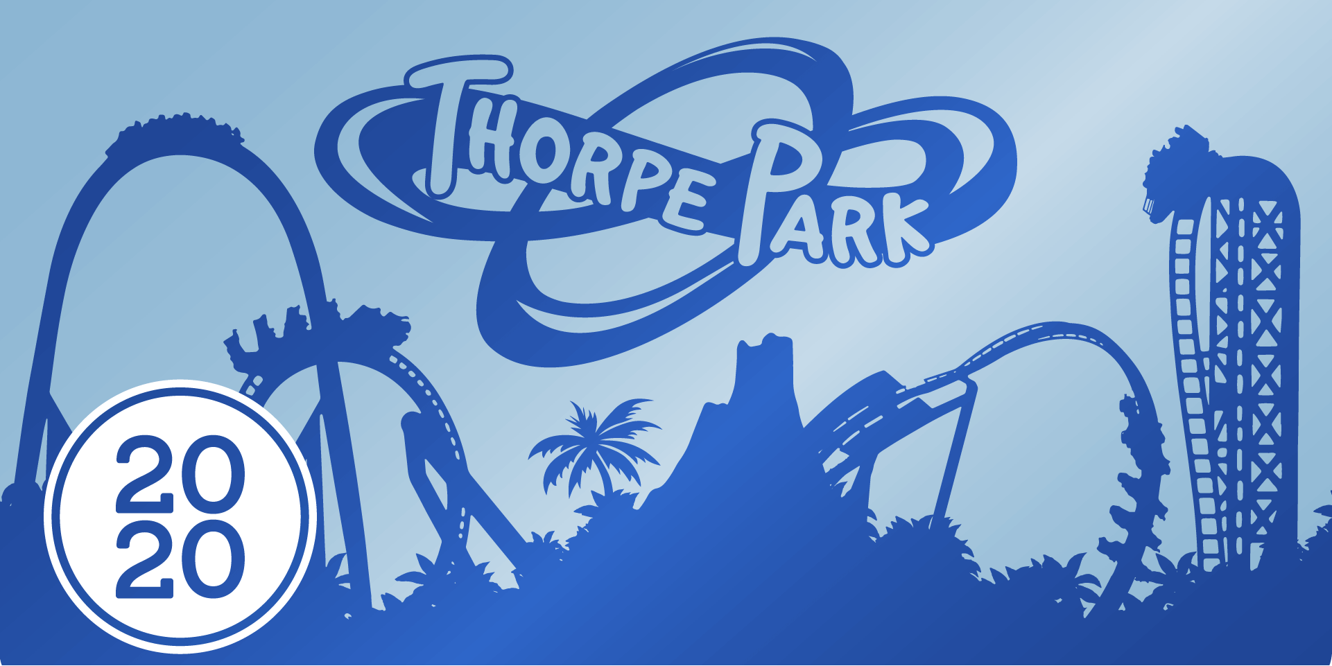 Thorpe Park 2020 Season Pass