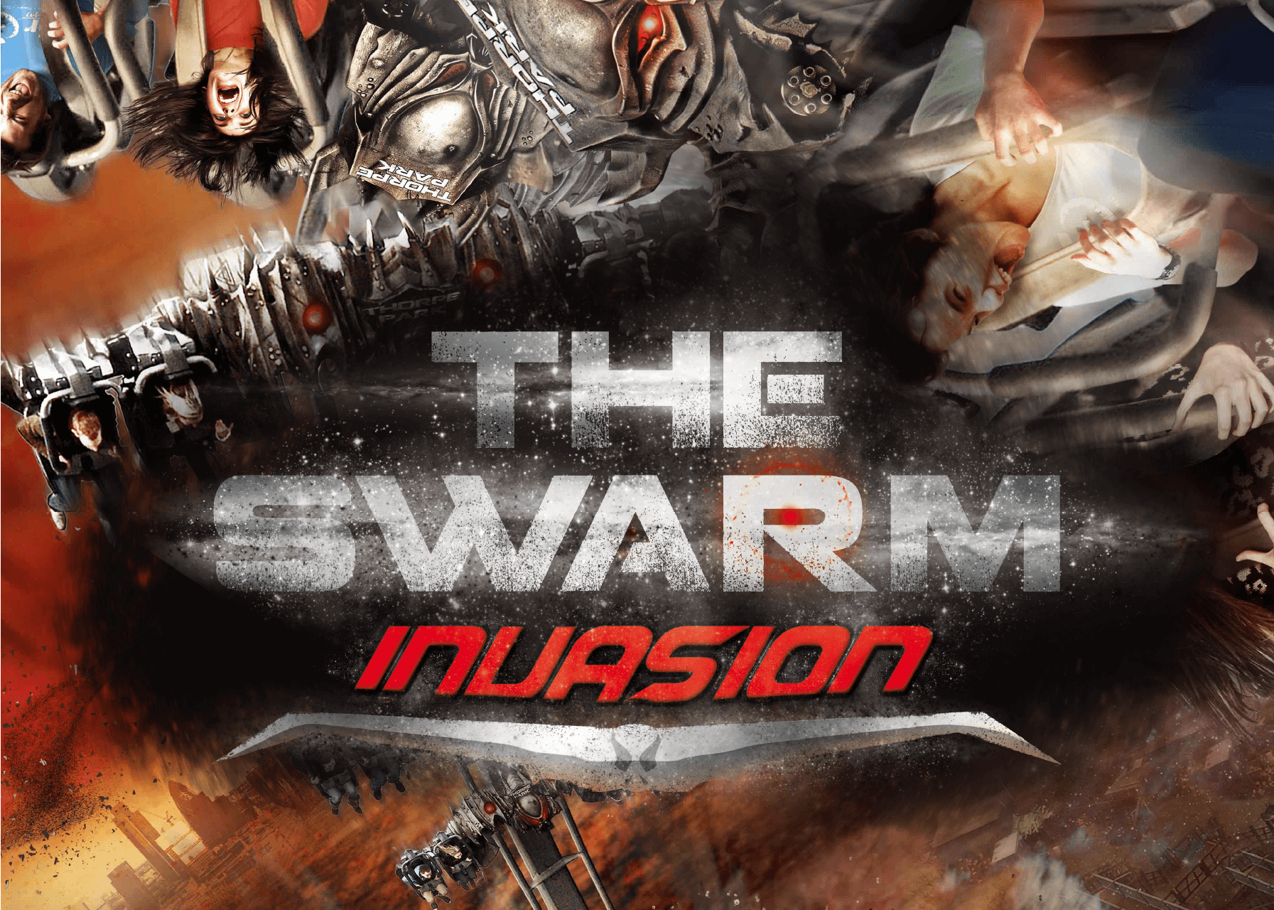 THE SWARM INVASION