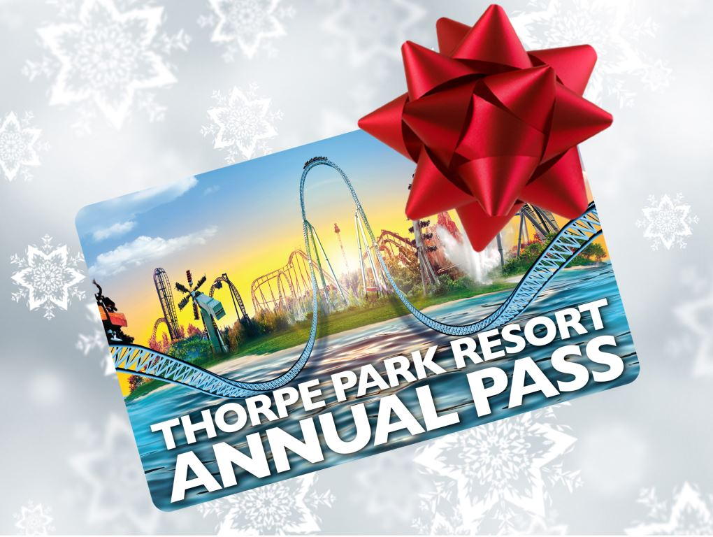 Thorpe Park Resort Annual Pass