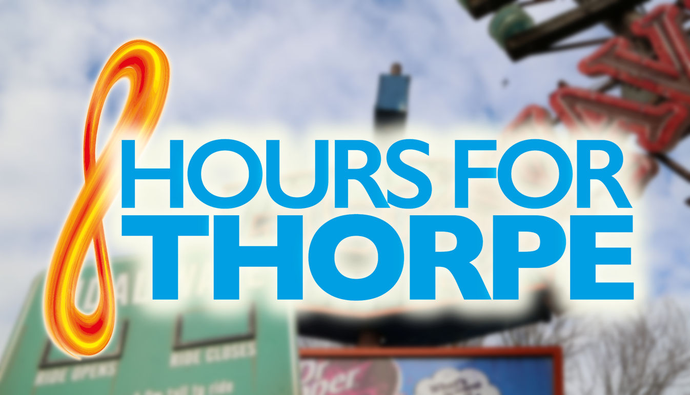 8 Hours For Thorpe