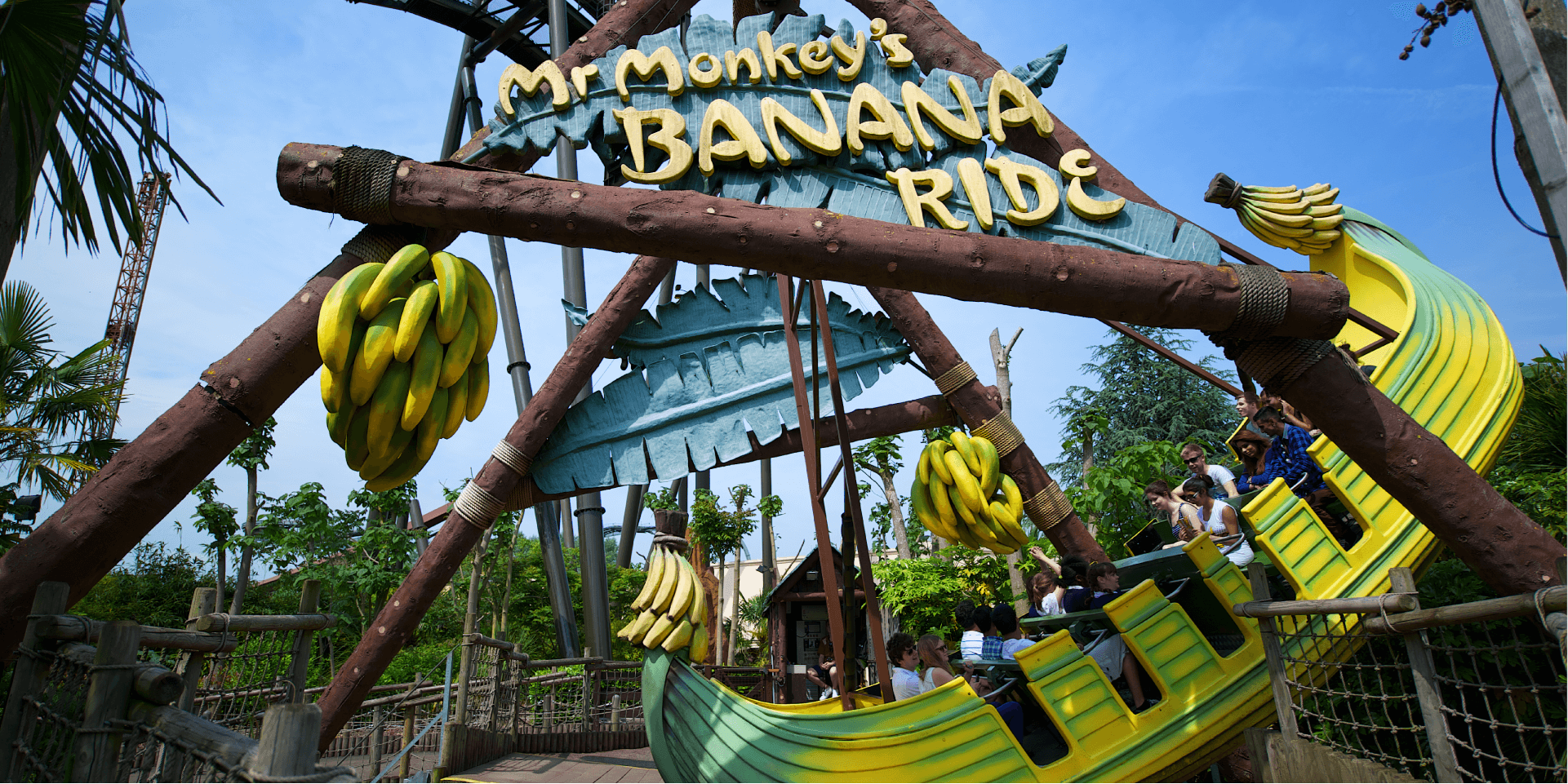 Banana Boat Ride Overview