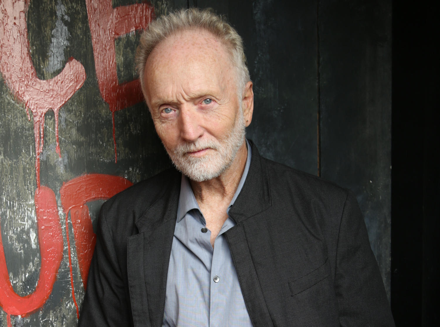 Portrait photo of Tobin Bell from the SAW franchise